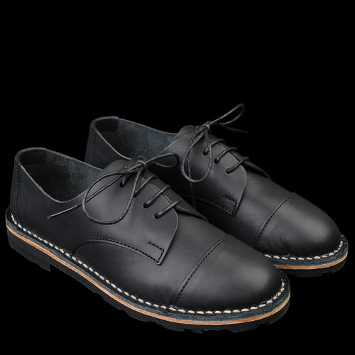 Artisanal Shoe 10/03 in Black