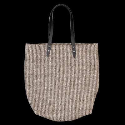 Steve Mono - Blanket Tote in Vertical Stripe