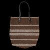 Steve Mono - Blanket Tote in Horizontal Stripe