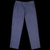 Home Work - Twill Weekend Worker Pant in Marine
