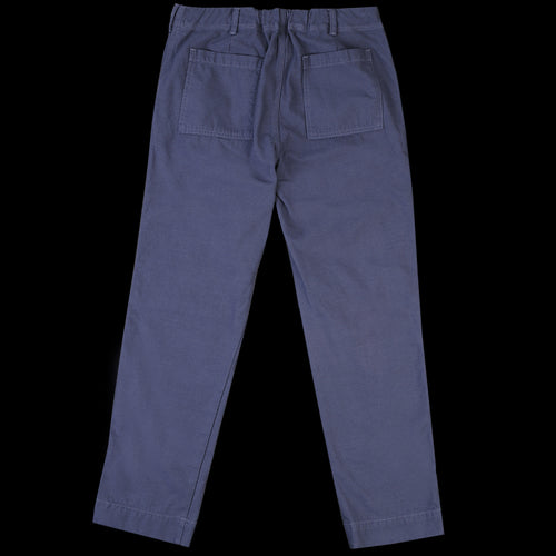 Twill Weekend Worker Pant in Marine