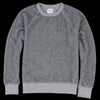 Home Work - Berber Crew Sweatshirt in Grey