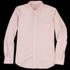 Hartford - Side Pat Shirt in Rose