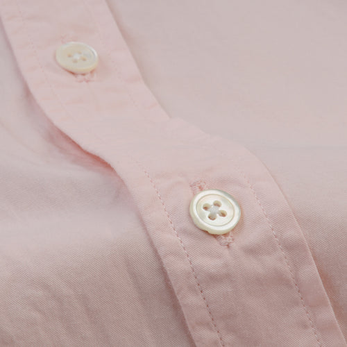 Side Pat Shirt in Rose