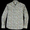 Hartford - Reverse Tropical Paul Shirt in Army