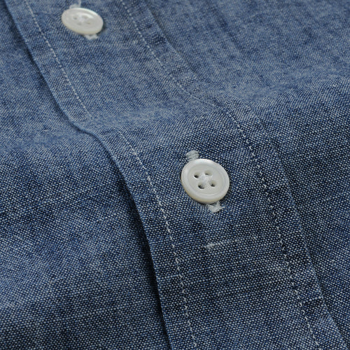 Triple Stone Paul Shirt in Chambray