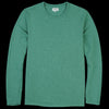 Hartford - Light Crew Sweatshirt in Emerald