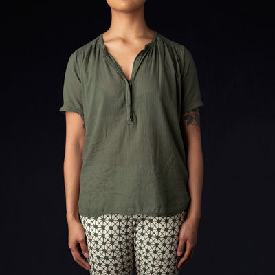 Hartford - Tunela Tee in Army