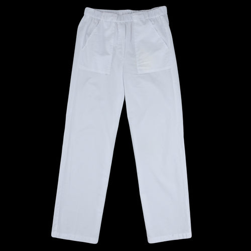 Parson Pant in White