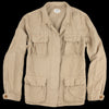 Hartford - Vea Jacket in Sahara Beige