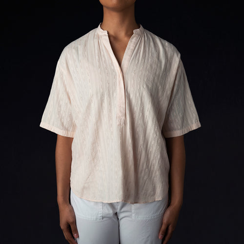 Candide Shirt in Blush