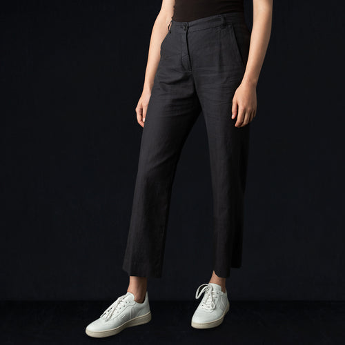 Pike Pant in Charcoal