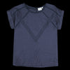 Hartford - Hypa Top in Dark Navy