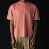 Deveaux - Ponti Oversized Tee in Peach