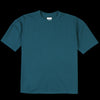 Deveaux - Ponti Oversized Tee in Teal