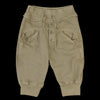 Kapital - Light Canvas Sarouel Nouvelle Short in Khaki