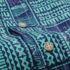 Reyn Spooner - Oceans Playground Classic Shirt in Medieval Blue