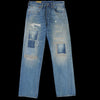 Levi's Vintage Clothing - 1955 501 Jean in Rocket City