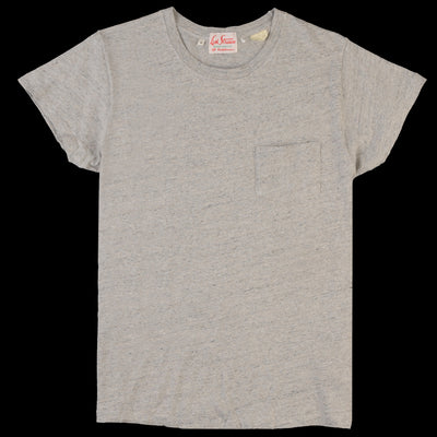 Levi's Vintage Clothing - 1950's Sportswear Tee in Grey Mele