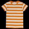 Levi's Vintage Clothing - 1950's Sportswear Tee in Thin Stripe Rust