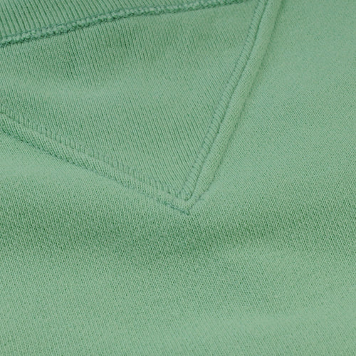 Bay Meadows Sweatshirt in Mint Green
