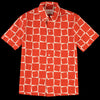 Levi's Vintage Clothing - 1950's Shortsleeve Shirt in Atomic Square Print