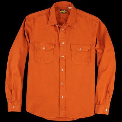 Levi's Vintage Clothing - Tab Twill Shirt in Autumnal