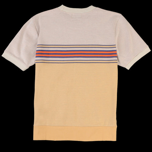 Knit Surf Tee in Robot Eye Intarsia
