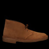 Clarks - Desert Boot in Cola Suede