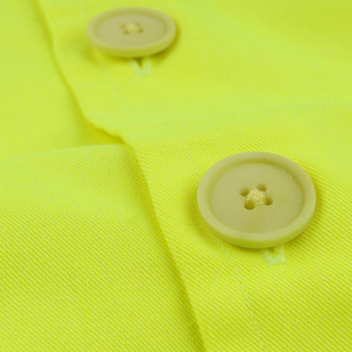 Overshirt Tech One  in Yellow