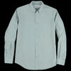 Schnayderman's - Shirt Poplin Garment Dyed in Slate Green