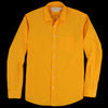 Schnayderman's - Shirt Poplin Garment Dyed Unbutton in Mandarin