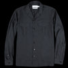 Schnayderman's - Shirt Notch Tencel in Black