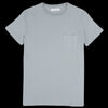 Schnayderman's - T-Shirt Jersey Garment Dyed in Slate Green