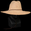 Pendleton - Lifeguard Raffia Hat in Natural
