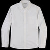 Alex Mill - Overdyed Oxford Shirt in White
