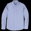 Alex Mill - Overdyed Oxford Shirt in Blue