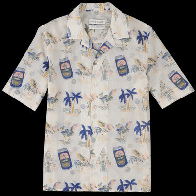 A Kind of Guise - Gioia Shirt in Tourist