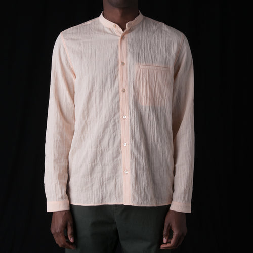 Brahma Shirt in Apricot