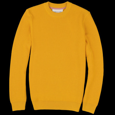 A Kind of Guise - Waru Crewneck in Yellow