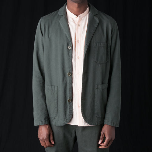 Indara Jacket in Washed Olive