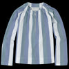 A Kind of Guise - Lawu Blouse in Bold Stripes