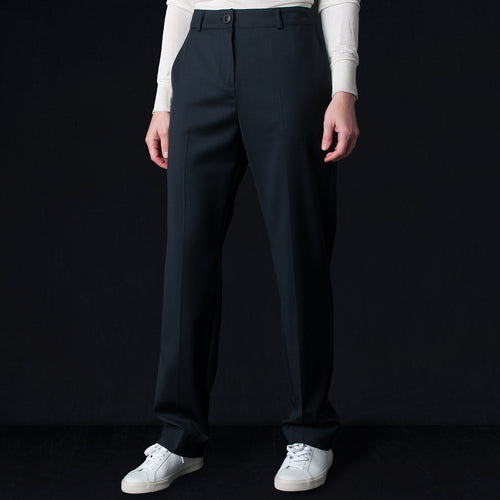 Java Trouser in Midnight