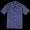 Gitman Vintage - Camp Shirt in Maritime Messaging Navy