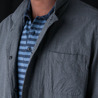Oliver Spencer - Coram Jacket in Ruben Charcoal