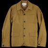 Oliver Spencer - Cowboy Jacket in Evering Ochre
