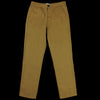 Oliver Spencer - Drawstring Trouser in Evering Ochre