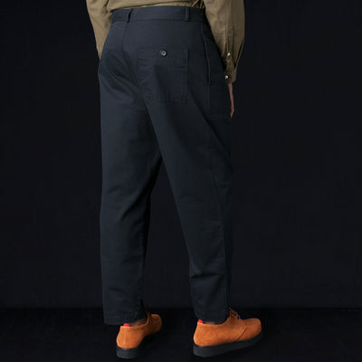 Oliver Spencer - Judo Pant in Eden Black
