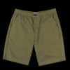 Oliver Spencer - Drawstring Short in Kildale Olive Green