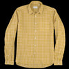 Oliver Spencer - New York Special Shirt in Vernet Yellow